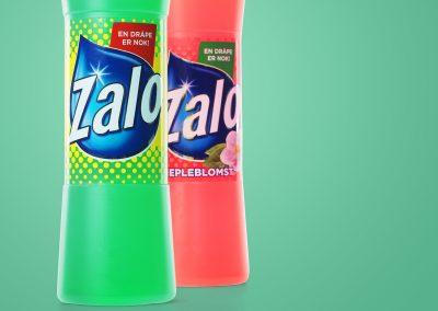 2 flasker Zalo